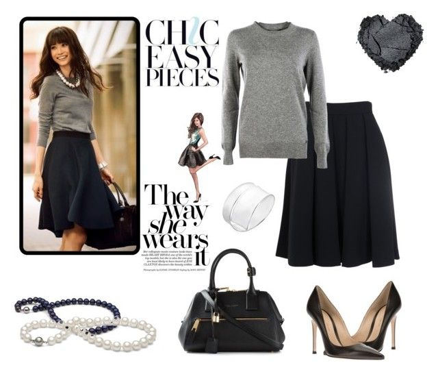 """""""Casual Chic #1"""" by desiresinstyle on Polyvore featuring moda, Marc Jacobs, Gianvito Rossi, French Connection, Gucci, women's clothing, women, female, woman e misses"""