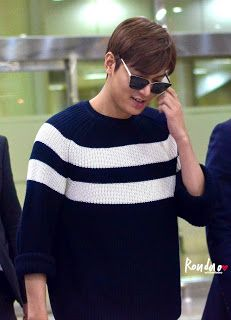 Arrival, Gimpo International Airport - 12.05.2015