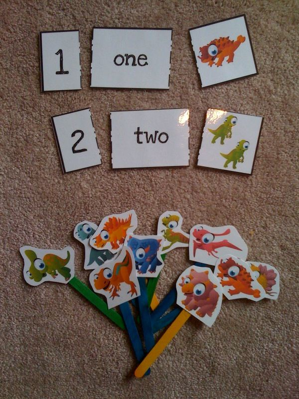 printable craft ideas preschool printables ten terrible dinosaurs printable 2761