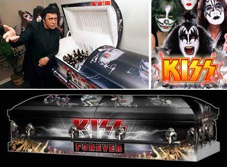 World's Wackiest Coffins - Oddee.com (funny coffins, weird coffins...)
