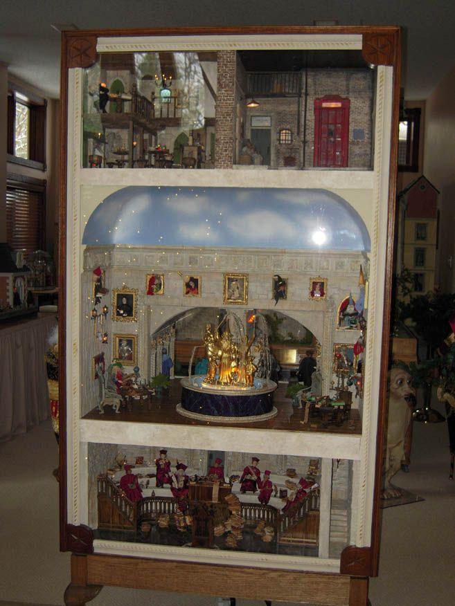 Miniature Ministry of Magic