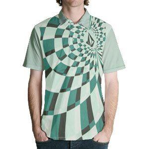 【ボルコムVOLCOMポロシャツ】ROLLACOASTERPOLO【グラスグリーン】NO21スケートボードショップ砂辺すなべ楽天
