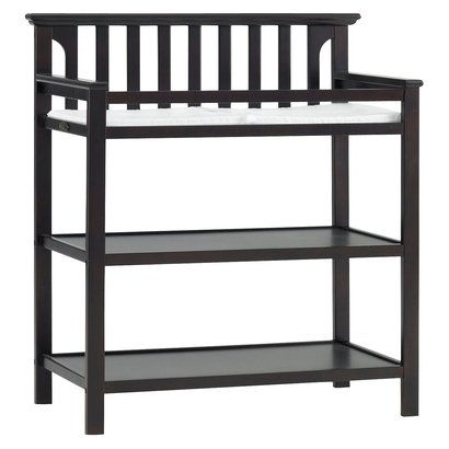 Graco Mason Changing Table Espresso Baby Ideas