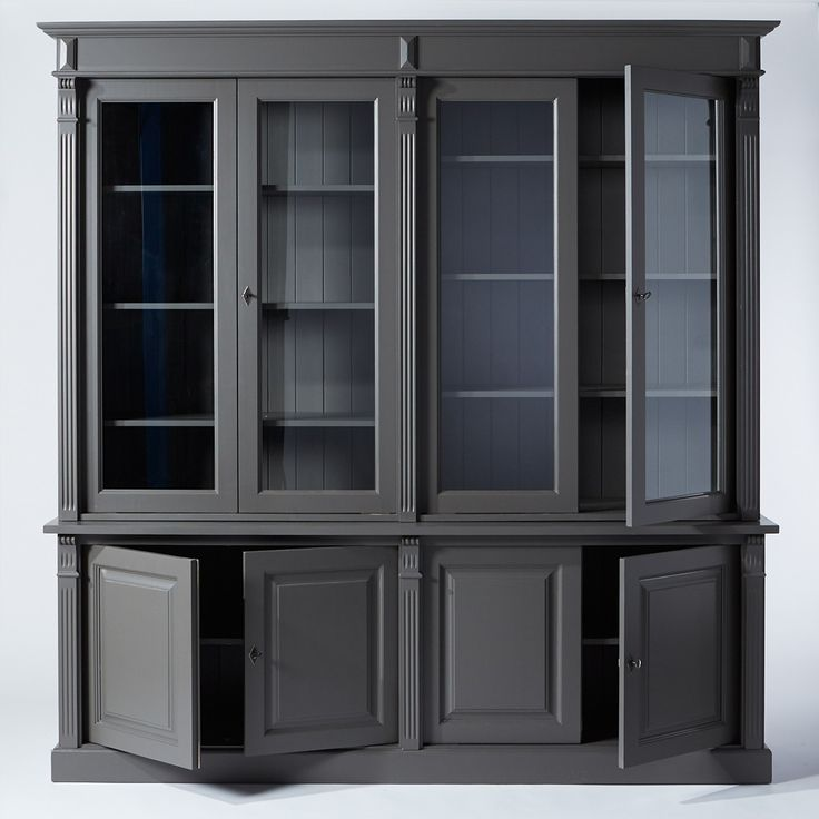 les 25 meilleures images du tableau vaisselier bois. Black Bedroom Furniture Sets. Home Design Ideas