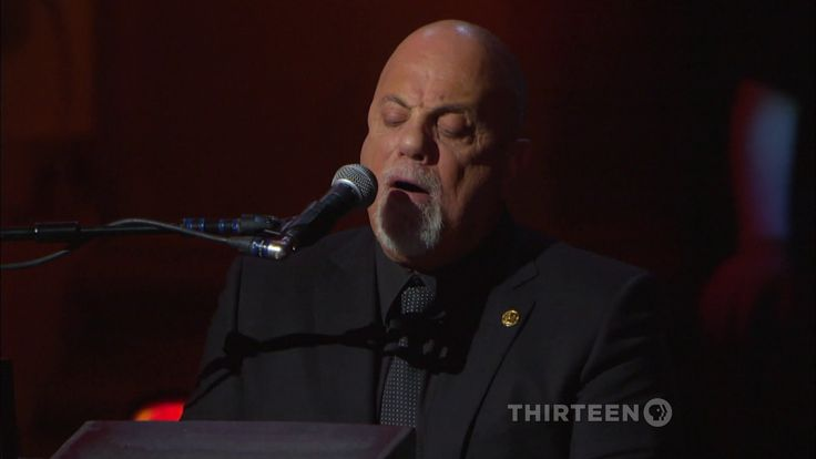"""""""Piano Man"""" as performed by Billy Joel and many others with Kevin Spacey on harmonica and vocals. Recorded on 19-Nov-2014 at Constitution Hall in Washington, D.C. Billy was honored as the 2014 recipient of the Library of Congress Gershwin Prize for Popular Song."""