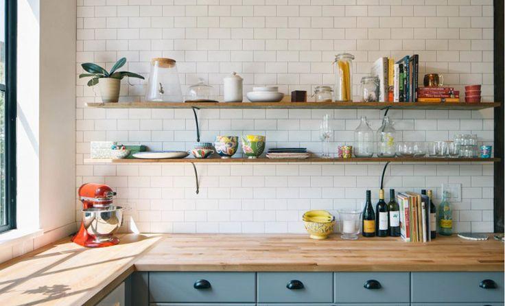 25 beste idee n over keuken metro tegels op pinterest - Groene metro tegels ...