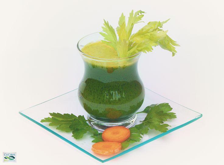 Succo Verde n° 2 – Clorofilla: Sedano e Prezzemolo