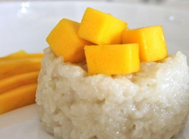 Denny Chef Blog: Mango e Riso Glutinoso