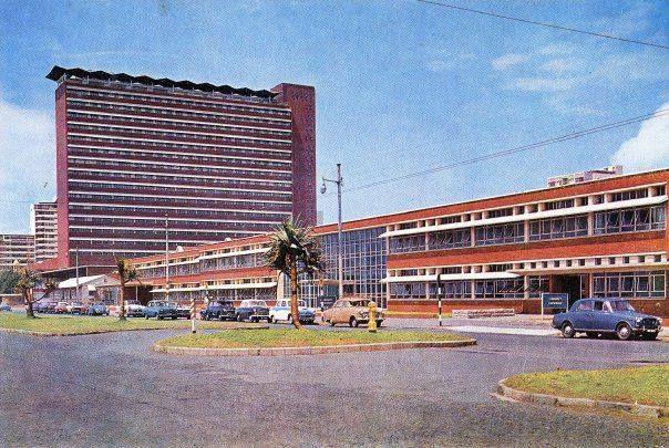 Addington Hospital, South Beach, Durban Where I was born, 1957
