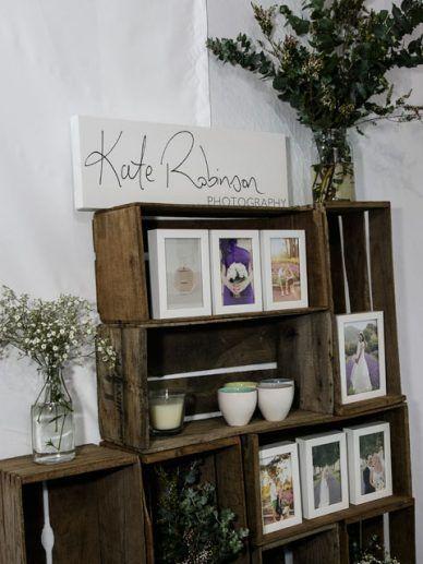 Kate Robinson Wedding Photography Bride Wedding Expo