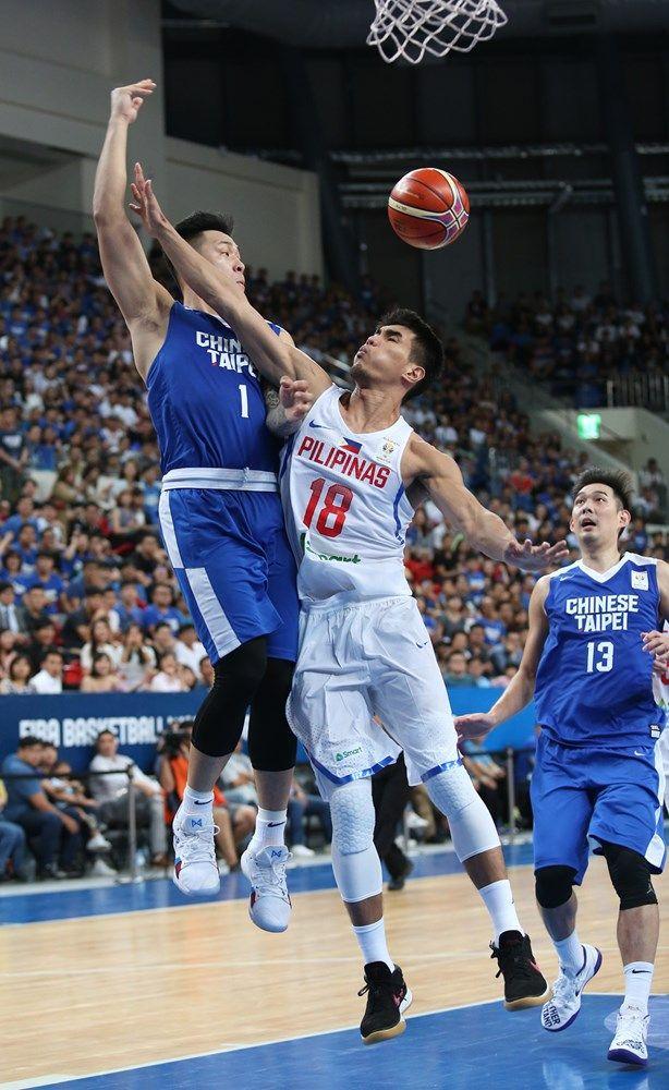 18 Jeth Rosario Phi With Images National Basketball League Fiba Basketball Chinese Basketball Association