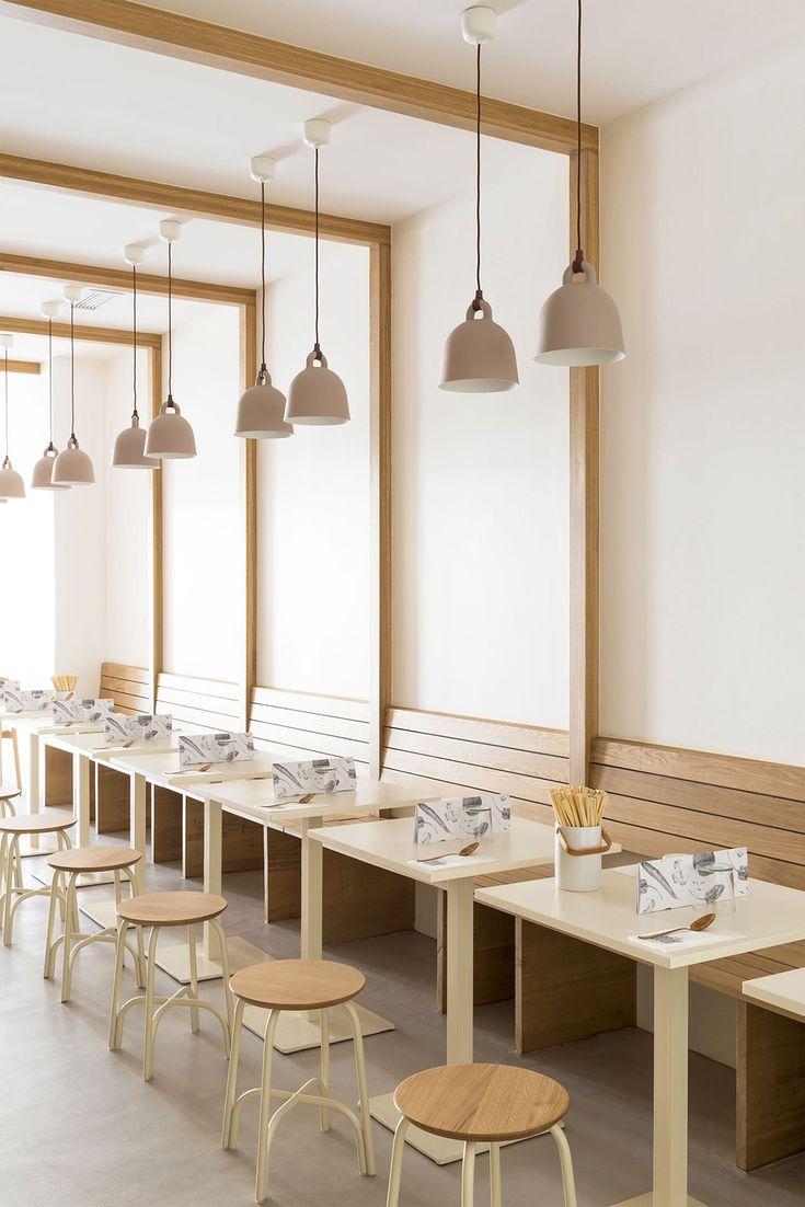 A tour of bibibap restaurant in bordeaux coffee shop