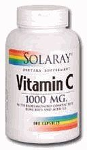 Solaray - Vitamin C Bioflavonoids, 1000 mg, 250 capsules by Solaray. $18.62. Serving Size - 1 capsule. Capsule   Manufacturer: Solaray   Quantity: 250    Weight: 1.11