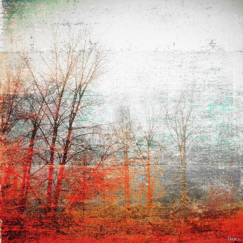 Marmont HIll Deep Forest Art Print on Canvas