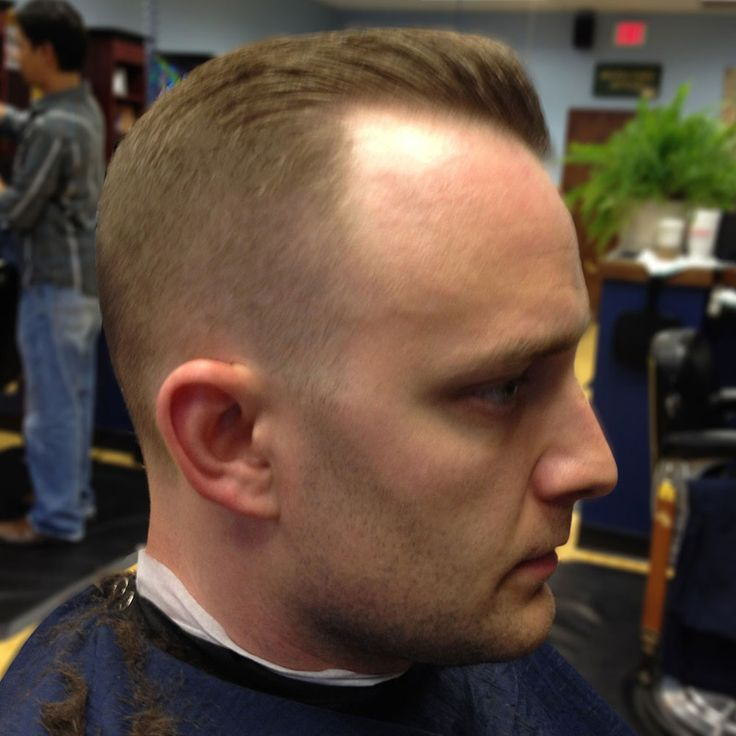 Mens Receding Hairline Hair Cuts - Stylist225.com of Baton Rouge : Salon Hair Stylist