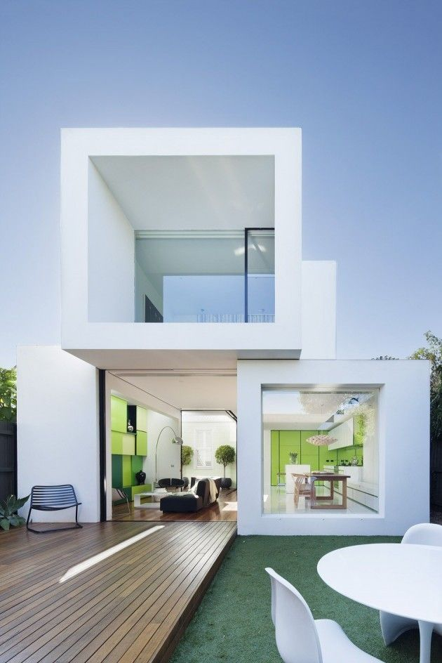 Designed By Matt Gibson Architecture + Design, The Shakin Stevens House Is  Located In Melbourne, Australia.  Part 74