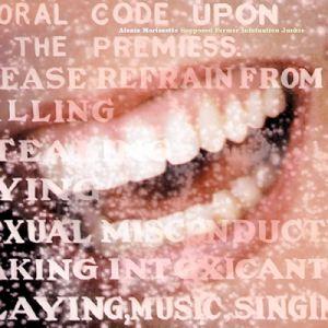 Alanis Morissette - Supposed Former Infatuation Junkie - 1998 (LP)