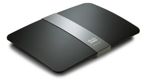 Cisco Linksys E4200 V1 Factory Refurbished Maximum Performance by Cisco. $109.95. The Linksys E4200 offers maximum speed (up to 300 + 450 Mbps), optimal range, and simultaneous dual-band technology to create an ultra-powerful wireless network designed for home theater performance. Simultaneous dual-band Wireless-N technology allows for smoother and faster HD/3D video streaming. A built-in USB port lets you add external storage to share files across your network. And a built-in ...
