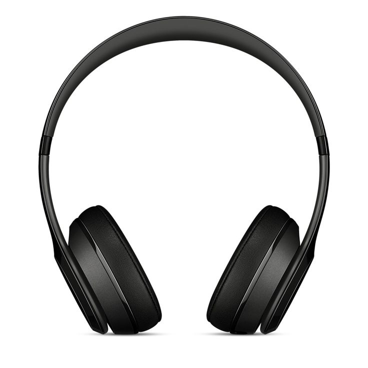 Beats by Dr. Dre Solo2 On-Ear Headphones - Black  http://store.apple.com/xc/product/MH8W2AM/A