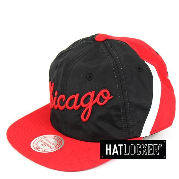 get cheap 43477 5fc6c ... france hat locker mitchell ness chicago bulls anorak snapback 54.95  plus free ec74a 69921