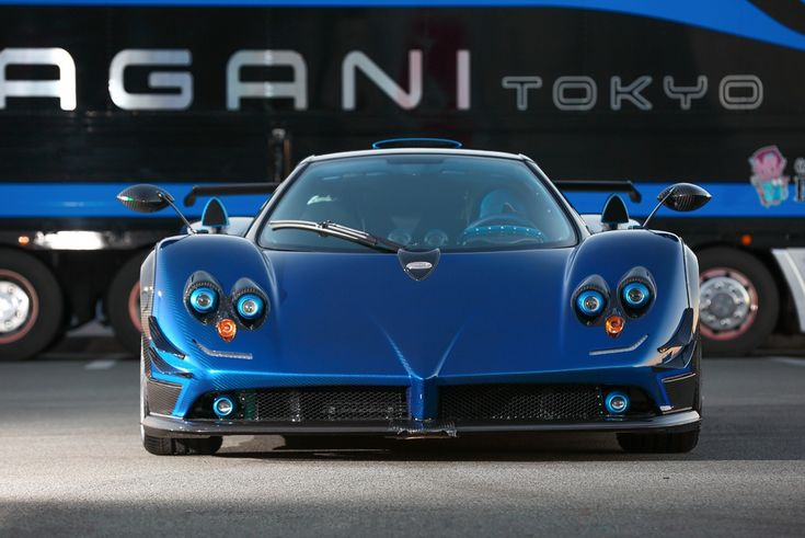 2015 Pagani Zonda Kiryu [BINGO COLLECTION OSAKA]