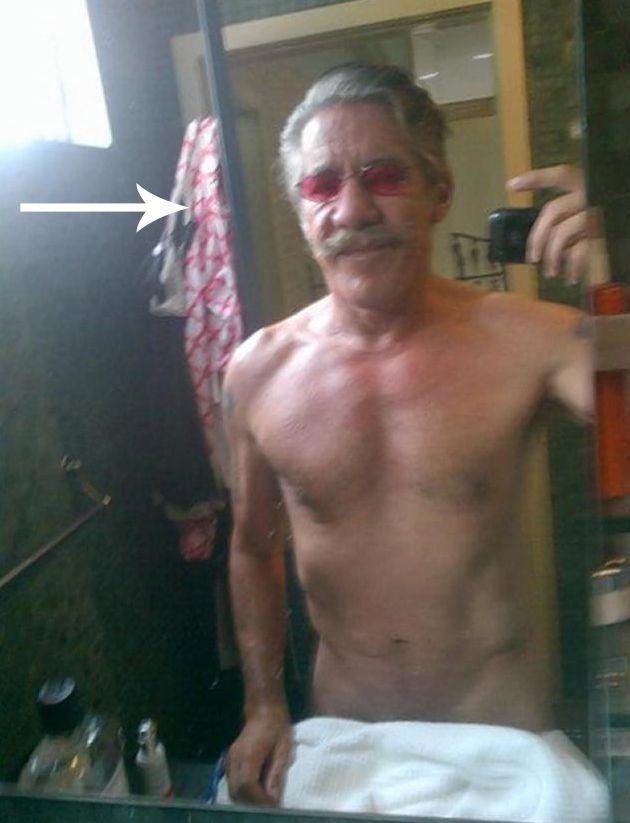 A Geraldo Rivera Selfie Tutorial