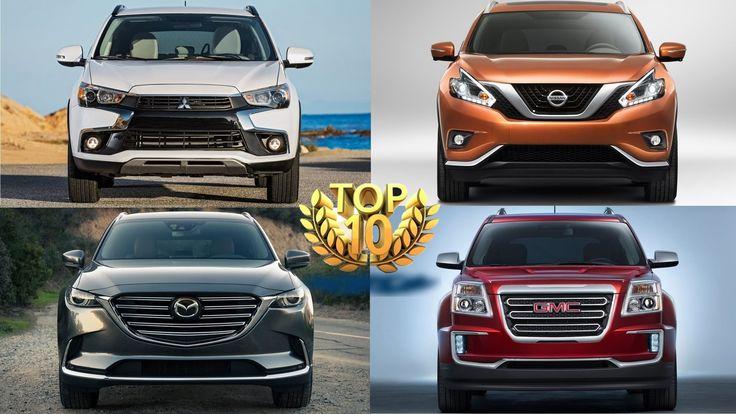 Top 10 Best SUV under 30,000 2017