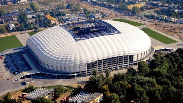 Poznan Stadium, Poland