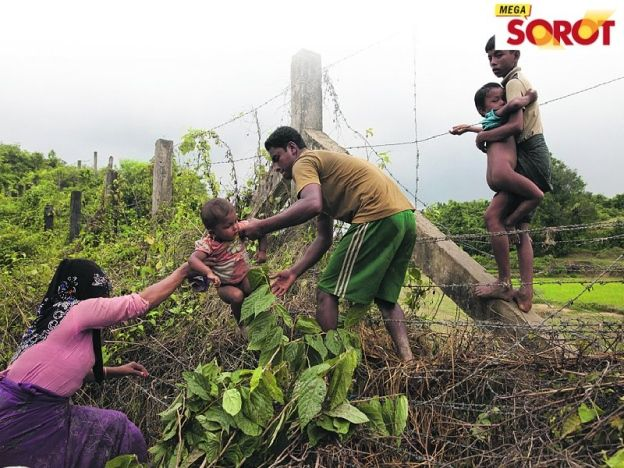 Mereka kerat tubuh lelaki itu jadi empat dan tanam jadi orang tidak boleh lihat kekejaman mereka- Rohingya cerita perilaku kejam tentera Myanmar   KETIKAkisah-kisah pelarian Rohingya mula dibocorkan kepada dunia dari wilayah bergolak Arakan kita dapat membaca kesengsaraan dan kepayahan yang dihadapi mereka.      Mereka kerat tubuh lelaki itu jadi empat dan tanam jadi orang tidak boleh lihat kekejaman mereka- Rohingya cerita perilaku kejam tentera Myanmar    Pelarian Rohingya ini terpaksa…