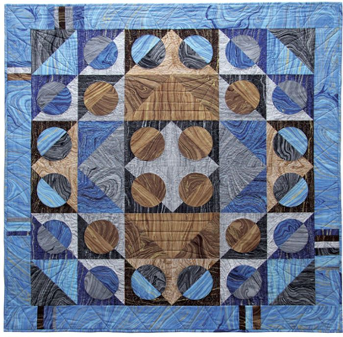 Eclipse Quilt Pattern Ps2 336 By Patchwork Studios