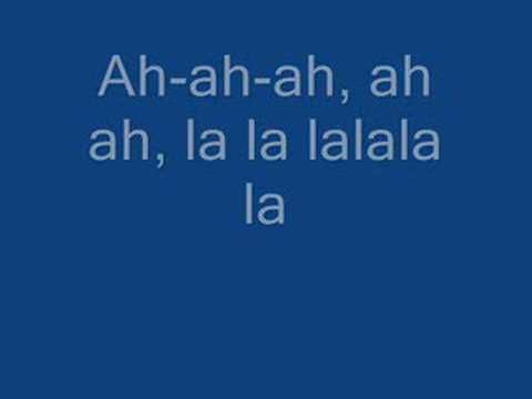 Chris Moyles Parodies -  I Predict A Diet With Lyrics