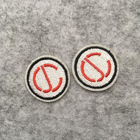 custom name patches custom embroidered badges name patches