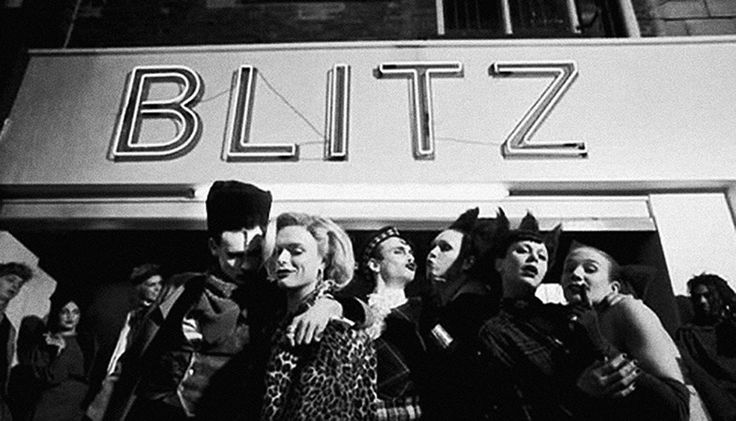 The Blitz Club, early 80s Still from Worried About The Boy