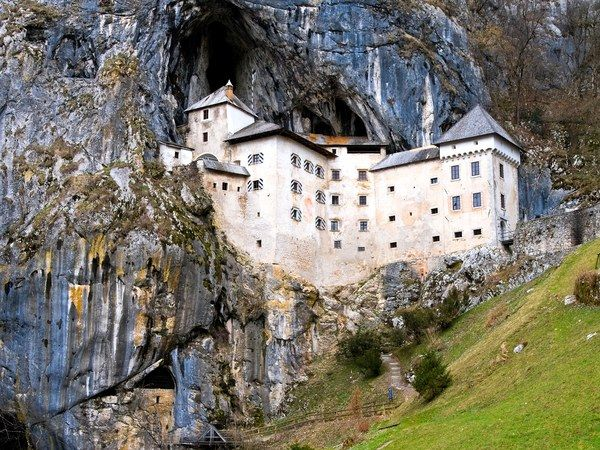 Built within a cave in the middle of a towering cliff, Predjama, which dates back to 1274,  is imposing by most standards. Add in local legend and you'll be hard pressed not to get spooked: Once the residence of knight Erazem Lueger, Predjama has hidden passageways and was reputedly a site of torture and treachery. Lueger was betrayed by his servants and killed in the castle, and is said to still haunt it.