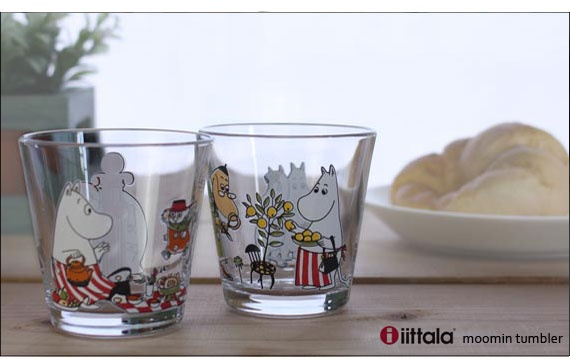 iittala  MOOMIN  Picnic &Jungle Life
