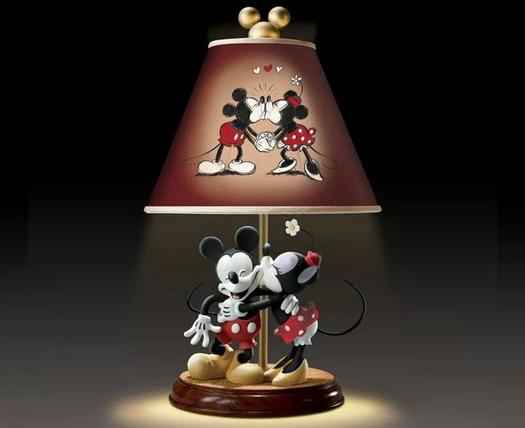 1000 Ideas About Mickey Mouse Lamp On Pinterest Mickey
