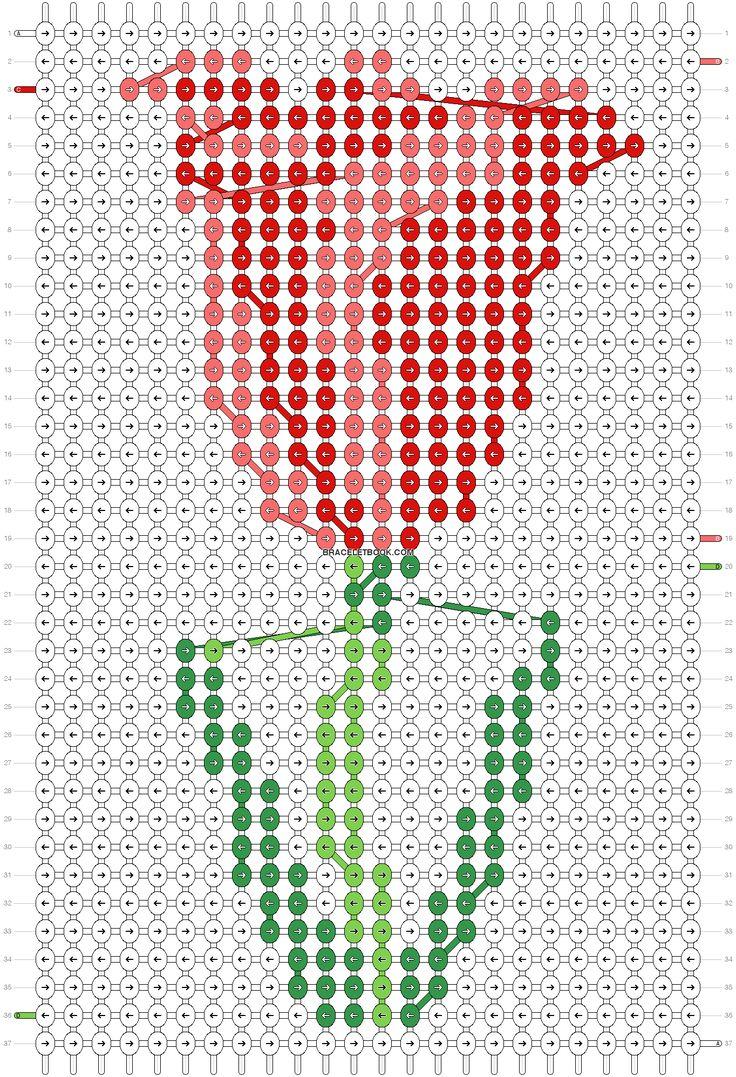 Alpha Pattern #12505 added by moppiej89