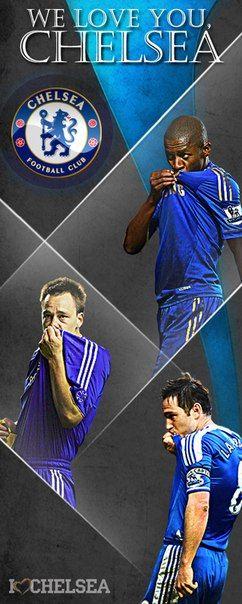 We Love You Chelsea... ♥ - #Chelsea  #Quiz  #The Blues