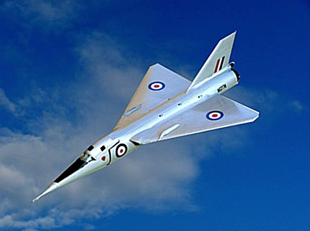 Fairey Delta 2 photo FaireyDelta2.jpg