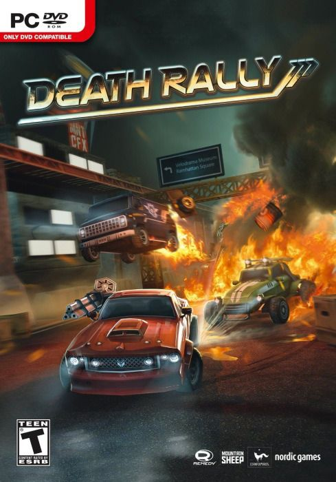 Death Rally Free Download Link: http://www.directdownloadstuffs.com/death-rally-pc-game-iso-direct-links/