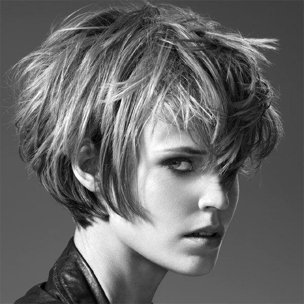 Coupe cheveux courts - JEAN-LOUIS DAVID - automne-hiver 2013-2014