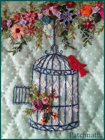 Ouvrez la cage au oiseaux - le blog de patchnath ... love the lace bird cage