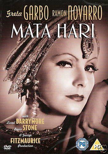 Mata Hari movie (1932)