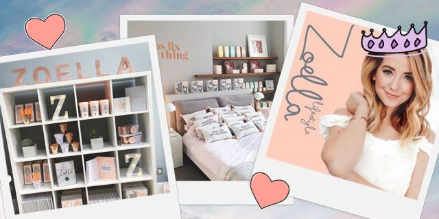 Zoella launches homeware, lifestyle and stationery collection- tasha