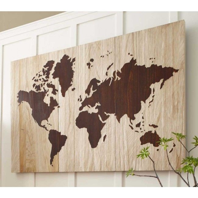 34 best maps images on pinterest map art art print and cartography world map wall art wall decor home accessories vivaterra i like this idea for mikaelas room to track where her dad goes gumiabroncs Choice Image