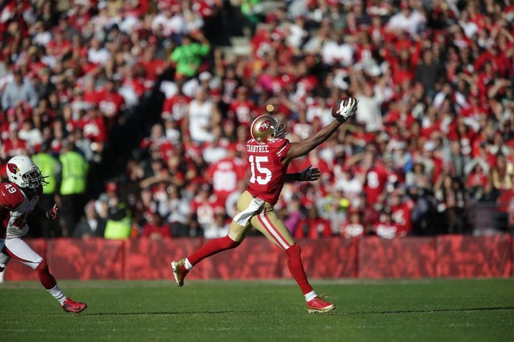 Crabtree - one-handed catch against Arizona Cardinals ...