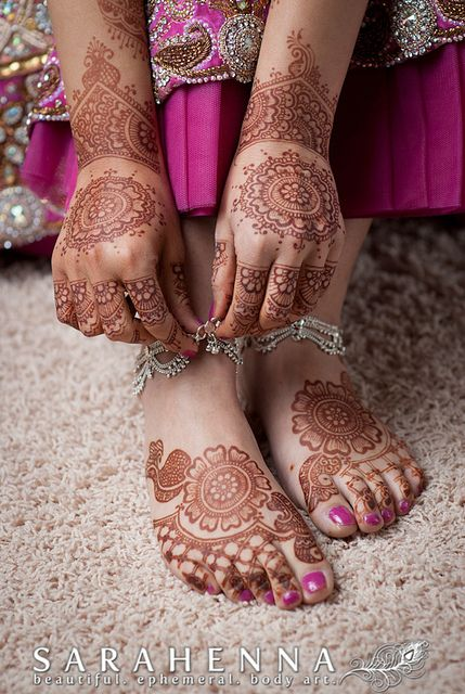 Karishma's hands and feet | Flickr - Photo Sharing!