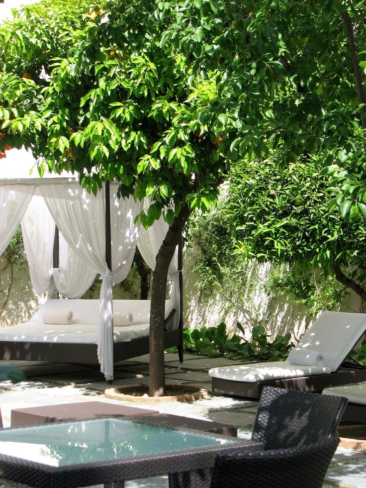 Hospes Palacio del Bailio Hotel, Cordoba, Spain | by amy coady
