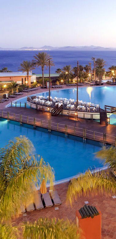 H10 Rubicon Palace All Inclusive Resort  Top Canary Islands Resort & Hotel Vacation Spots. See the top reosrts for the family, couple, honeymoon or all inclusive holiday on each of the Canary Islands. Including the top Tenerife, Lanzarote, Fuerteventura, La Palma,  Gran Canaria and La Gomera resorts.