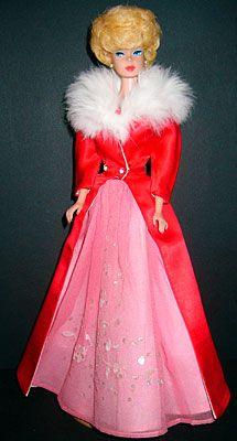 "Bubble Cut Barbie In ""Magnificience"" #1646 (1965)"